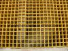 Rejas ligeras de la Corrosión-Resistan FRP/GRP
