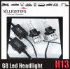 G8 H13 6000lmのハイ・ロービーム自動LEDヘッドライト