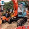 Excavador usado Ex200-3 de la correa eslabonada de Hitachi