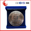 Medalla de encargo hecha en fábrica del metal del chapado en oro