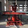 Gebrüll, welches die Maschinen-mechanische Herstellung bildet