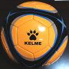 Balón de fútbol brillante del balompié de Stiched de la máquina del PVC de la talla 5