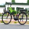 新式の36V MTBの中間の運転の電気自転車