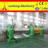 Máquina automática del molino de mezcla del rodillo del PVC dos de la marca de fábrica de Lanhang