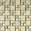 Mosaico di vetro dorato decorativo colorato di arte/Mosaico (VMW3204)