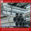 A tubulação de aço soldada galvanizou a tubulação de aço usada para o petróleo