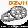 De beste Ketting van de Rol van de Kwaliteit Duplex die op Automobiele Motoren wordt gebruikt
