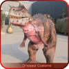 Amusement Park Animatronic Dinosaur Costume