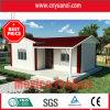 50m² Piccolo Prefab House con Sandwich Panel e Steel Structure