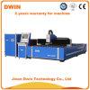 Máquina de estaca de aço do metal do laser da fibra 500W para a venda