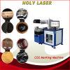 Máquina da marcação do CO2 para o material do metalóide da fábrica de Holylaser