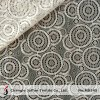 Venta al por mayor elástico de la tela del cordón del patrón del círculo (M0145)