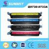 Toner compatible del color para HP Q9730-9733A (HP 645A)
