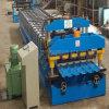 Top Quality Aço Telhado e Painel Wall rolo formando máquinas
