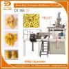 Máquina de alimentos 2D e 3D Snack Extruder Snack Pellet Linha de produção com máquina de embalagem