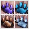 Het Pigment van nagellakken