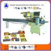 Máquina de embalagem automática de alta velocidade do alimento Swsf-450 Frozen