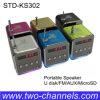 Micro- BR USB van de Hoek van de muziek MiniSpreker (std-KS302)