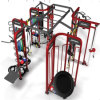 Amaestrador integrado Xr5506b de la gimnasia del aparejo Synrgy360 de Rossfit