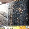 Noir de la Chine recuit autour de la section de longueur standard soudée de pipe en acier/cadre