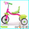 Triciclo brilhante do bebê de 3 seleções de cores para crianças Fazer-em-China