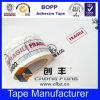 BOPP imprimió la cinta adhesiva impresa insignia de encargo de la cinta adhesiva