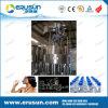 Machine de remplissage de boissons de gaz d'acier inoxydable