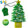 USB Flash Drive (RW-589) del PVC Gift de 2GB/4GB/8GB Christmas