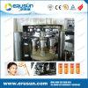 Machine de remplissage automatique de boisson de bidon en aluminium