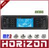 Acoustique de voiture de l'horizon AV366 18 stations préréglées, joueur de MP3 de voiture (AV366)