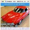 Glattes buntes Vinyl, das Folien-Auto-Entwurf mit hohem Aufkleber einwickelt