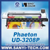 Format grande Outdoor Solvent Printer, Ud-3208p, con Spt510/35pl Heads