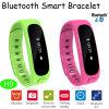 Bracelet intelligent de Bluetooth 4.0 avec la fonction imperméable à l'eau d'IP 56 (H9)