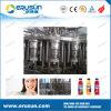 Máquina de enchimento quente do suco do frasco do animal de estimação