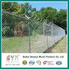 高い安全性の電流を通されたチェーン・リンクの塀PVC上塗を施してある庭の塀