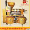 Machine de presse d'huile de coton avec la filtration Yzlxq140 de pression atmosphérique