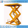 Hydraulic Scissor elevator Table Electric Stationary Scissor elevator for Lifting