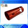 CNC de aluminio Machining de Anodizing para Pipe Parte (LZ114)