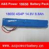14.8V 18650 Li-íon Battery Pack 8800mAh