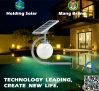 Nueva luz solar patentada del jardín del diseño LED con control inteligente