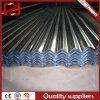 Metal ondulado galvanizado telhando a chapa de aço