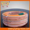 Tuyau à haute pression agricole flexible de jet de PVC