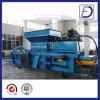 Papel usado horizontal de EPA 125 que recicla la máquina de la prensa