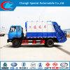 caminhão ambiental do compressor do lixo do caminhão do compressor do lixo do caminhão 4X2 do compressor do lixo de Dongfeng do caminhão do compressor do lixo 10cbm para a venda