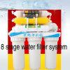 Stufe-Wasser-Filter der uF-inländischer Unterwannen-8