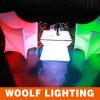 Nuevo asiento ligero del café del RGB LED del diseño