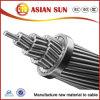 Conductor reforzado acero de aluminio del visión del conductor ACSR