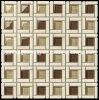 Kristallglas-Mischungs-Stein-Mosaik-Fliese (HGM293)
