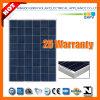 180W 156*156 Poly Silicon Solar Module (CEI 61215, CEI 61730)