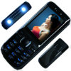 MV1-NB1D-R1 이동 전화, 1.8inch 의 이중 Sims/Bluetooth Fm 2 광선 LED 횃불빛